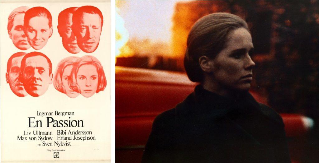 Bergman Passione Analisi Film