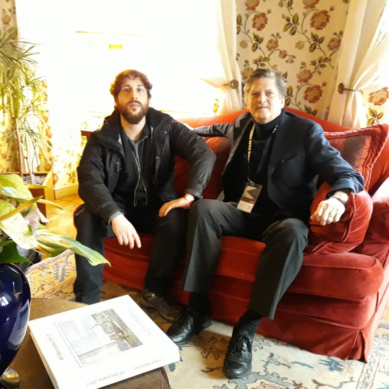 André Singer Intervista Meeting Gorbachev