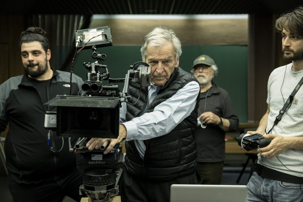 Costa Gavras Adults in the Room