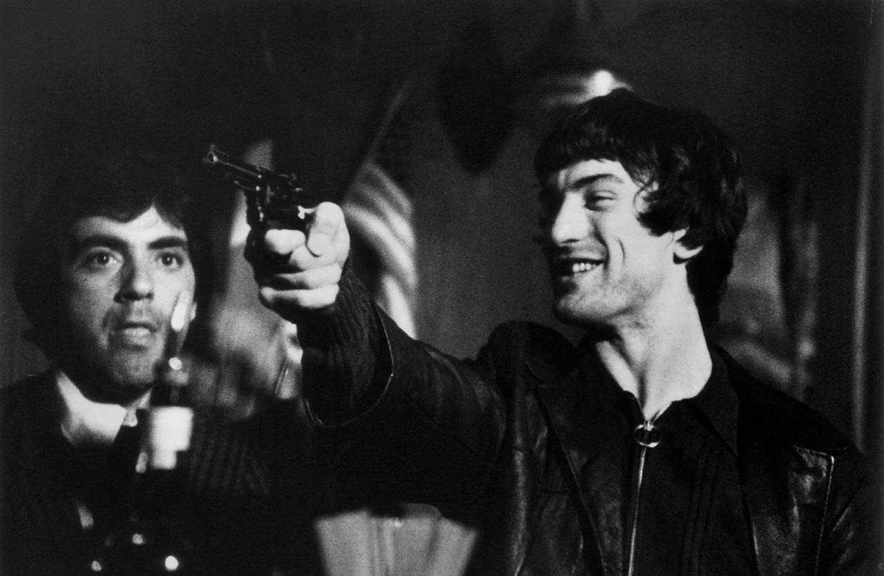 De Niro Scorsese Mean Streets