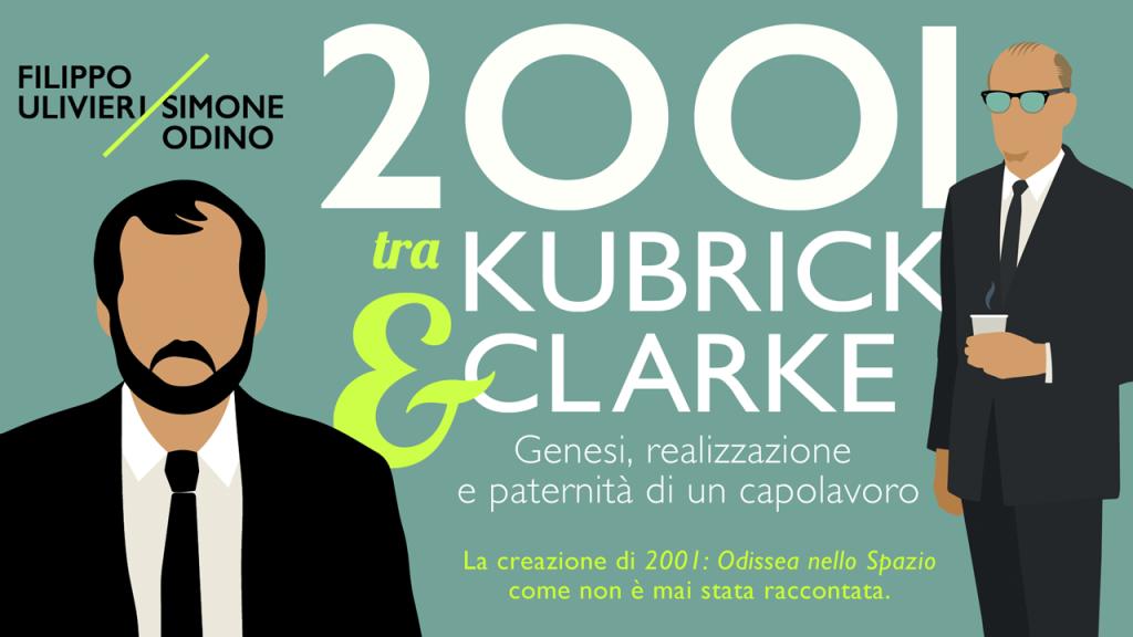 2001 tra Kubrick e Clarke recensione libro