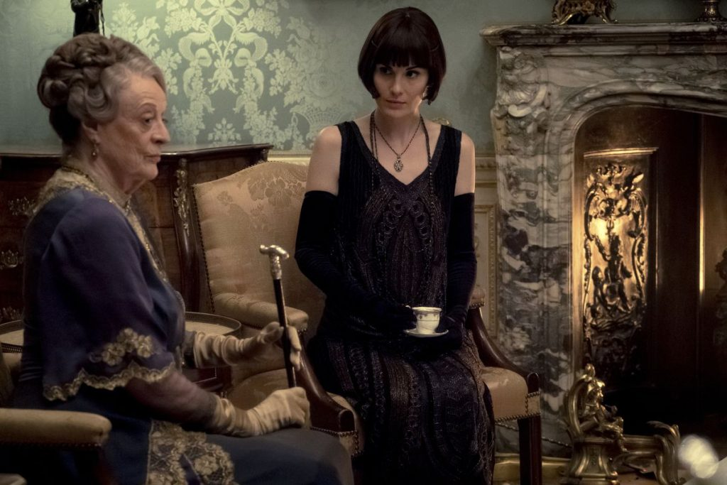 downton abbey recensione