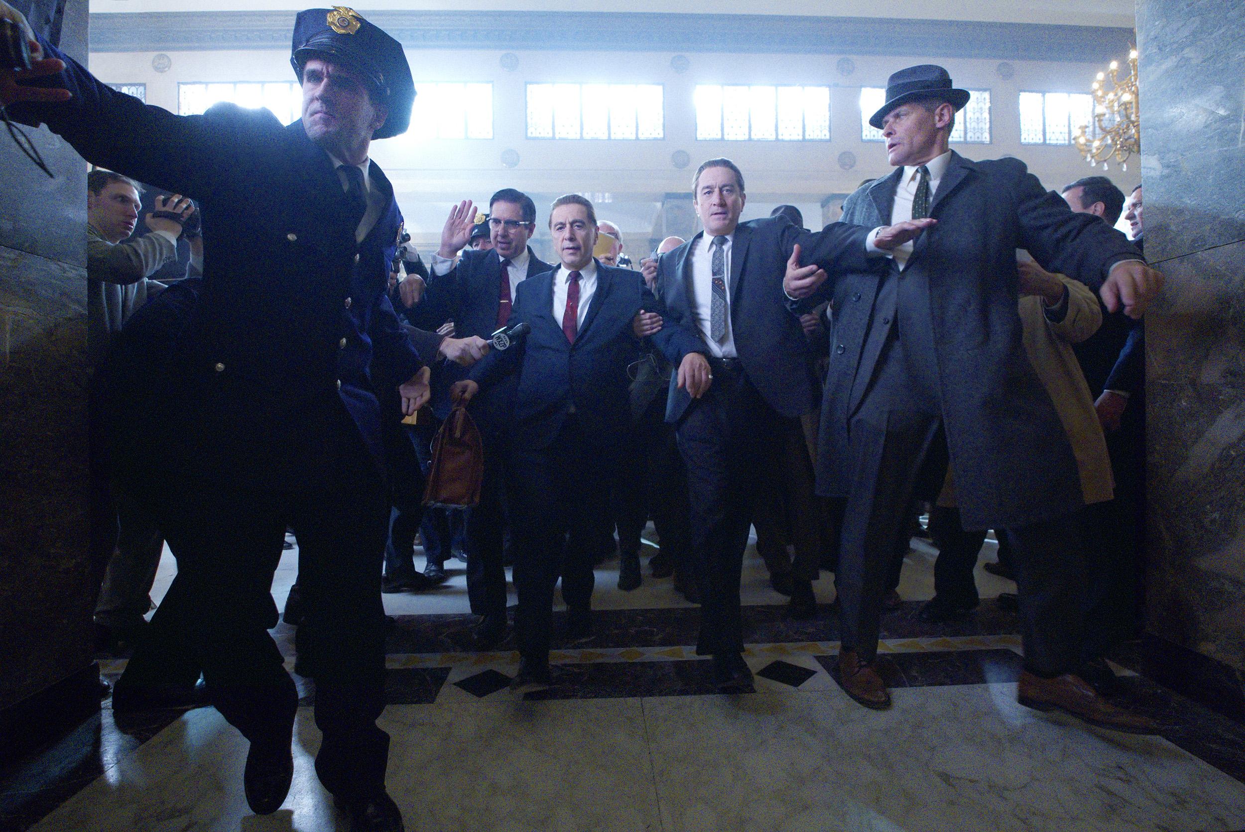 RomaFF14: The Irishman, l'epopea criminale di Scorsese