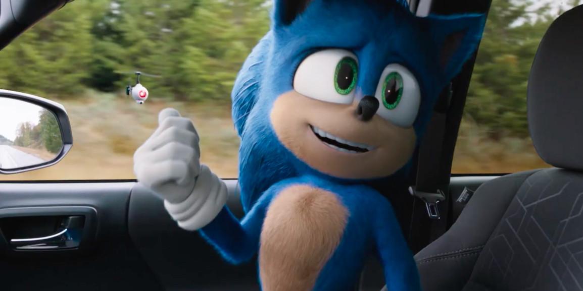 Sonic – Il Film, correre a vuoto