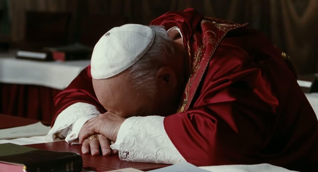 Vergogna e inadeguatezza: Habemus Papam di Nanni Moretti