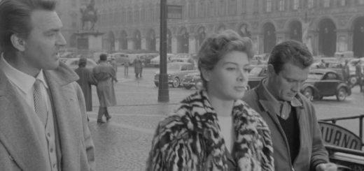 Le Amiche Antonioni film Torino recensione