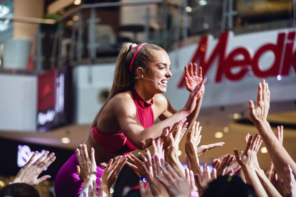 Sweat Cannes Magdalena Kolesnik review film
