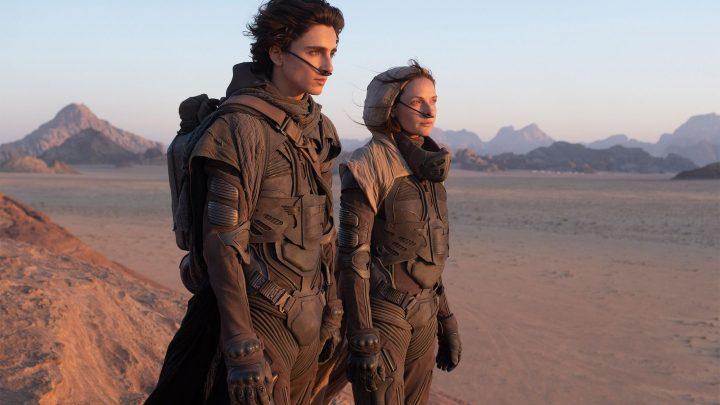 Dune, ecco il primo trailer ufficiale del film
