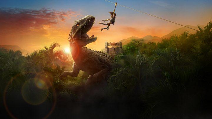 Jurassic World – Nuove Avventure, dal 18 settembre su Netflix