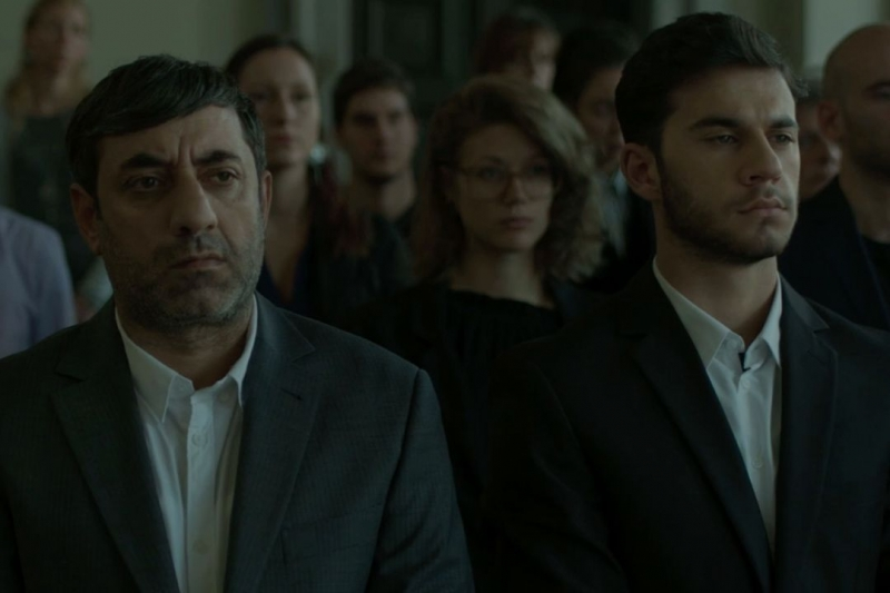 TSFF32: appunti sparsi su The Verdict in the Case of K.