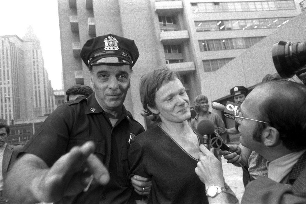 Philippe Petit arresto film documentario