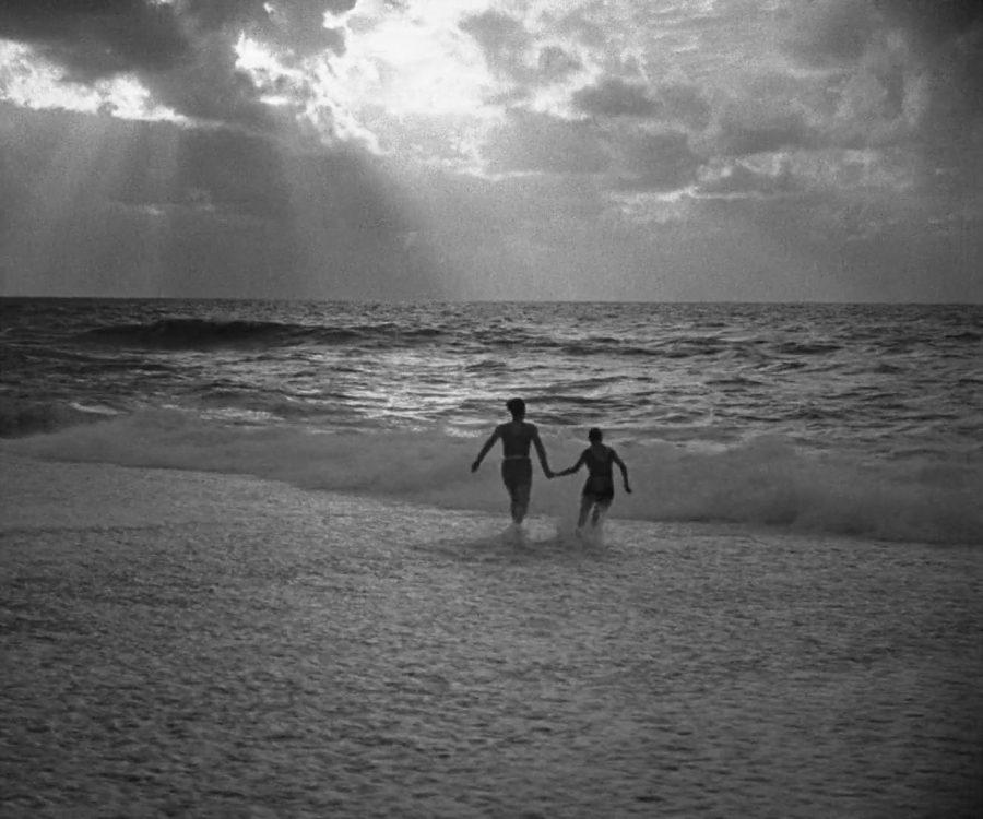 David Golder film 1931 recensione mare tramonto bianco e nero