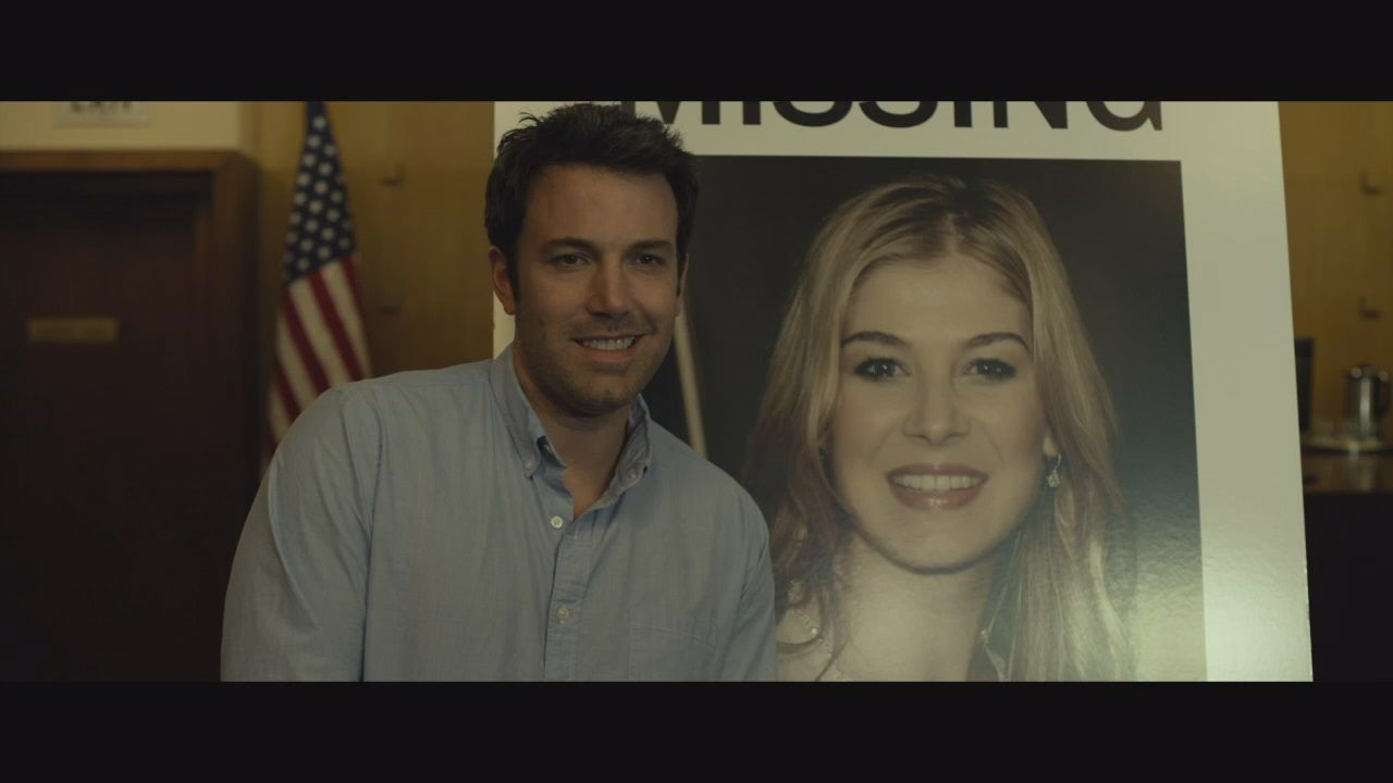 Gone Girl, lo specchio di Narciso