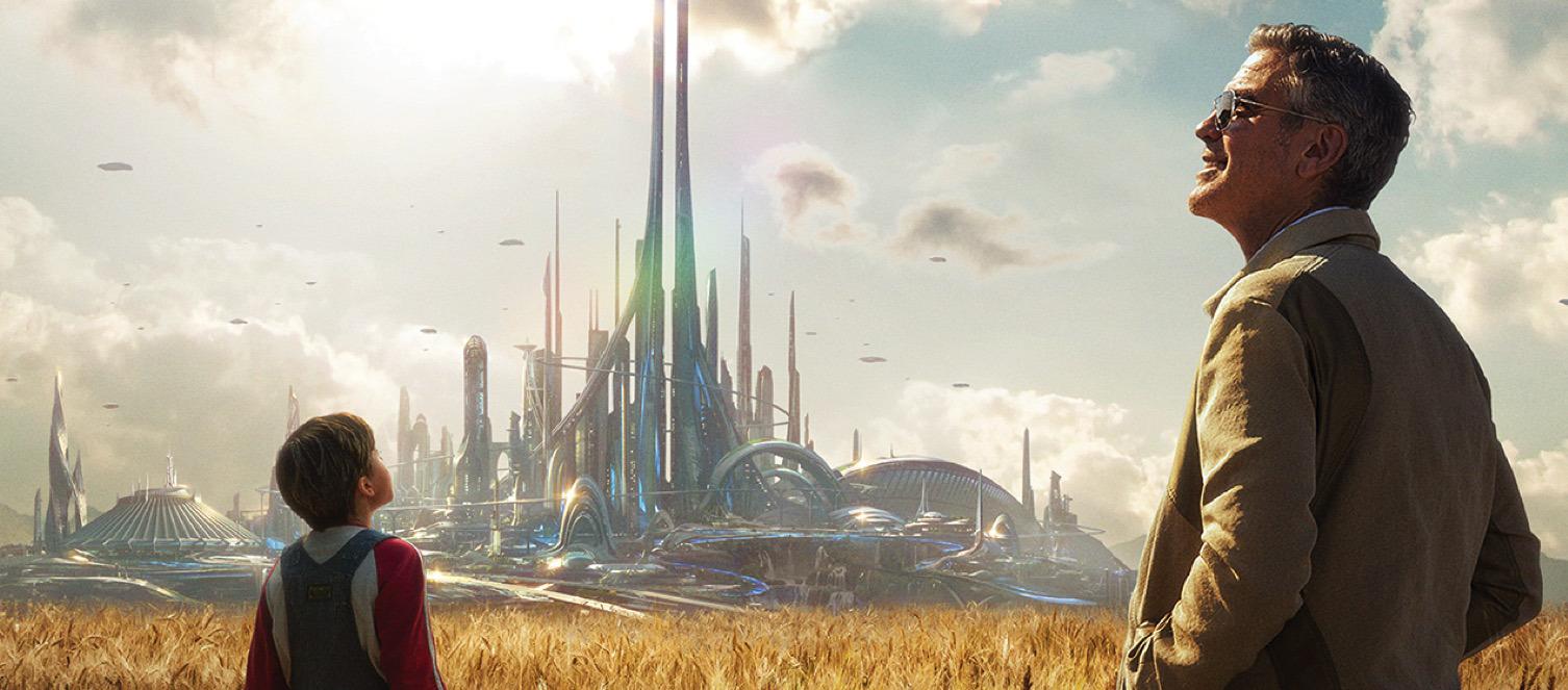 Andare a Tomorrowland con il bancomat di Lindelof