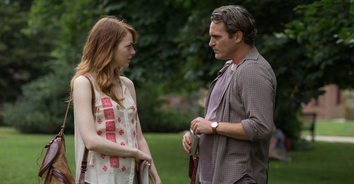 Irrational Man, reciproche influenze in un mondo illogico