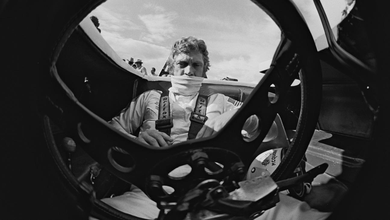 Steve McQueen, l'uomo di Le Mans