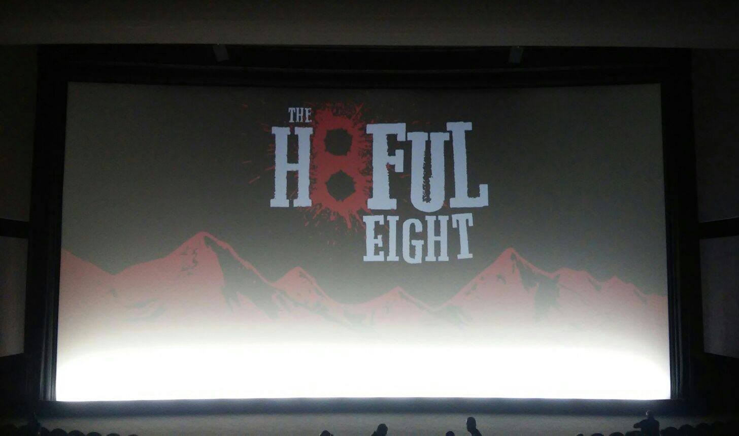 SPECIALE VERO CINEMA - The Hateful Eight, l'atto d'amore in 70mm