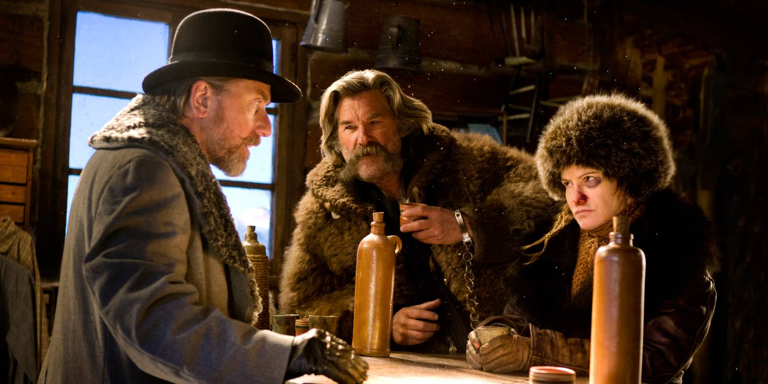 The Hateful Eight, il teatro di figura di Tarantino ambientato nel profondo Wyoming