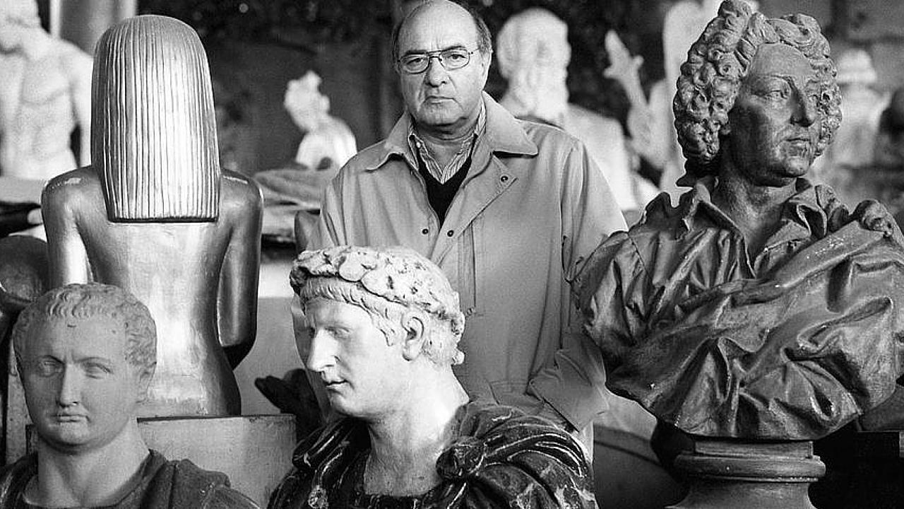 Dante Ferretti, l'artigiano che crea mondi immaginifici