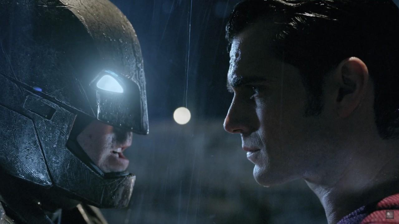 Batman V Superman: Dawn of Justice, Uomo V Dio