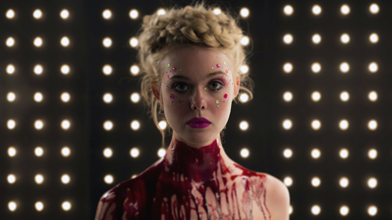 The Neon Demon, estasi ipnotica