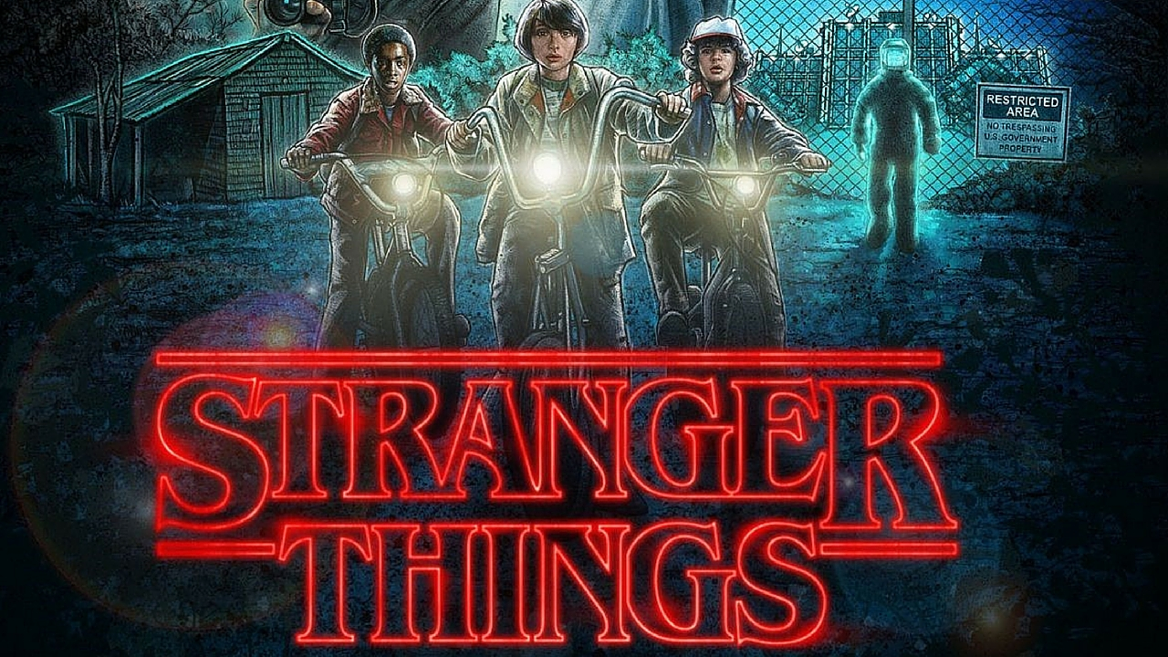 Stranger Things, illuminante atto d'amore