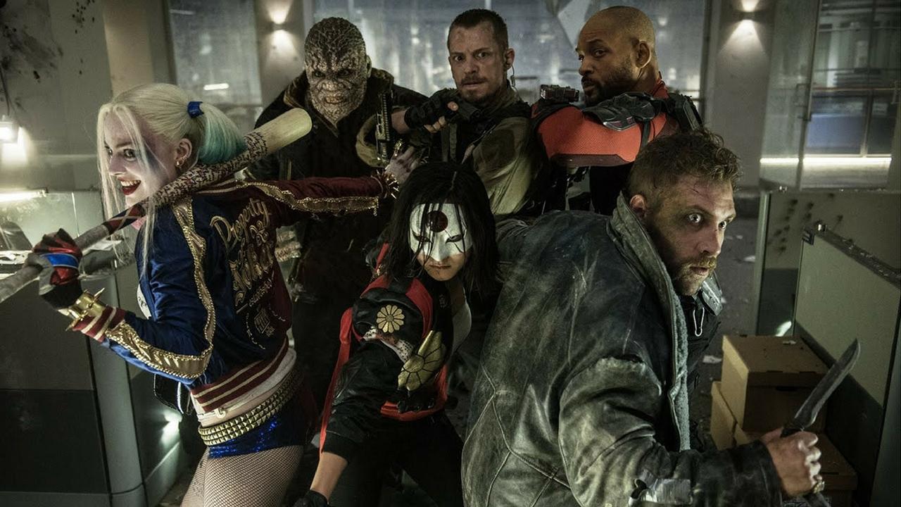 Suicide Squad, tutti contro la DC