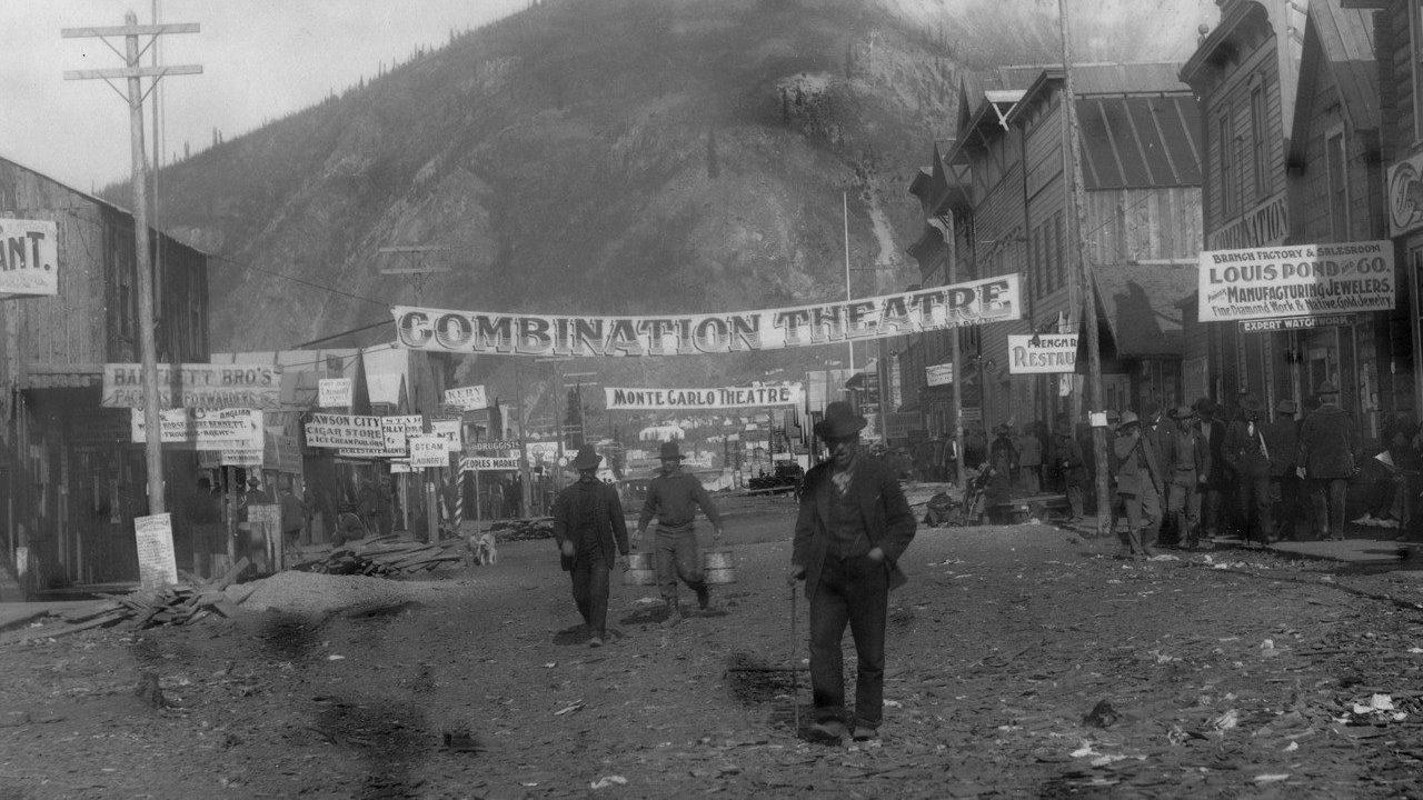 Venezia73: Dawson City, Frozen Time: l'America intrappolata nel tempo