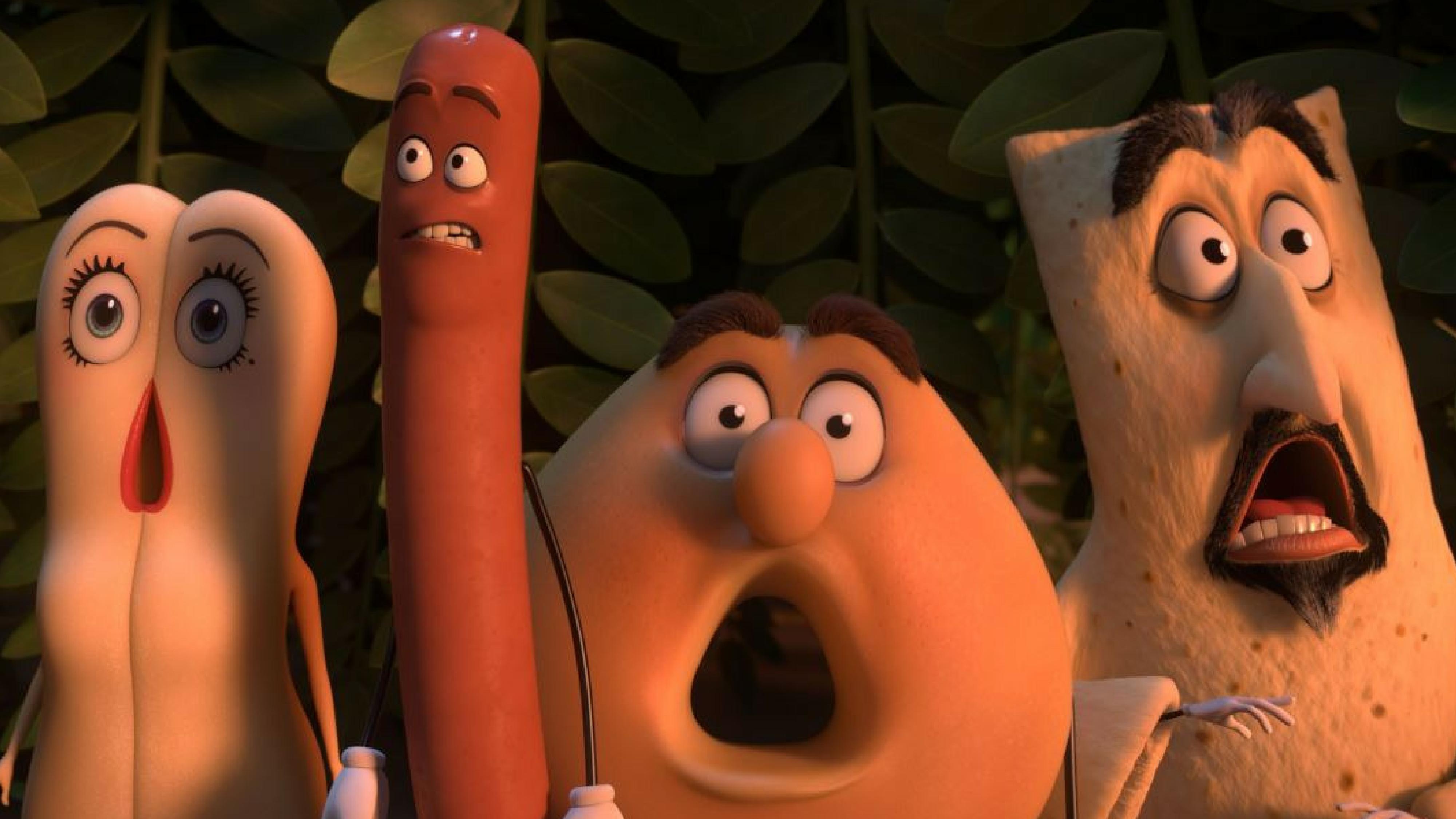 Sausage Party, ironico, volgare e spudorato. Il Seth Rogen che ci piace