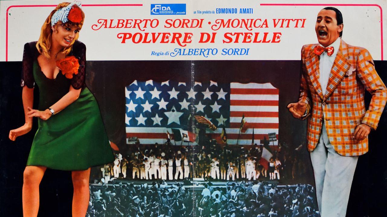 Polvere di stelle, il sogno americano nell'Italia della Guerra