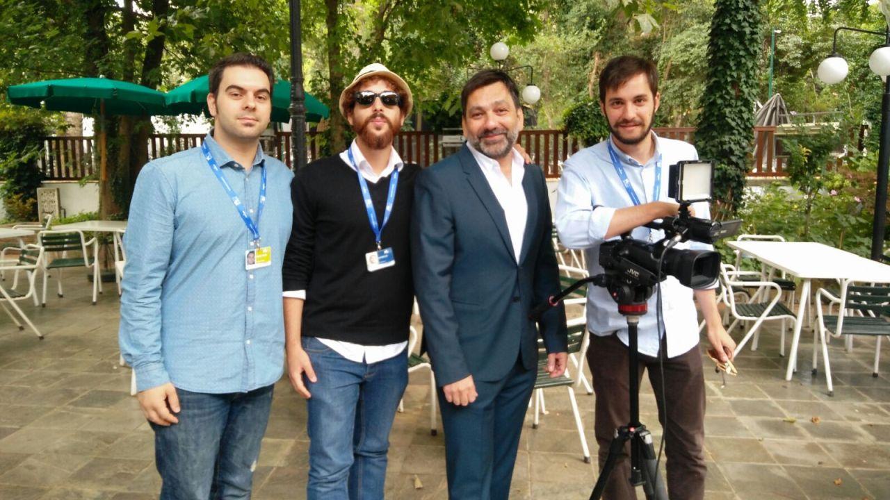 Venezia73: Voyage of Time, intervista al produttore Sophokles Tasioulis
