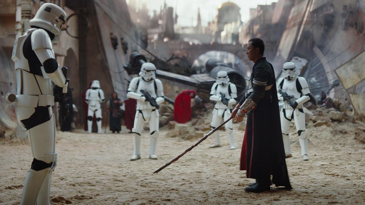 Con Rogue One è stato fatto tesoro dell'eredità di George Lucas