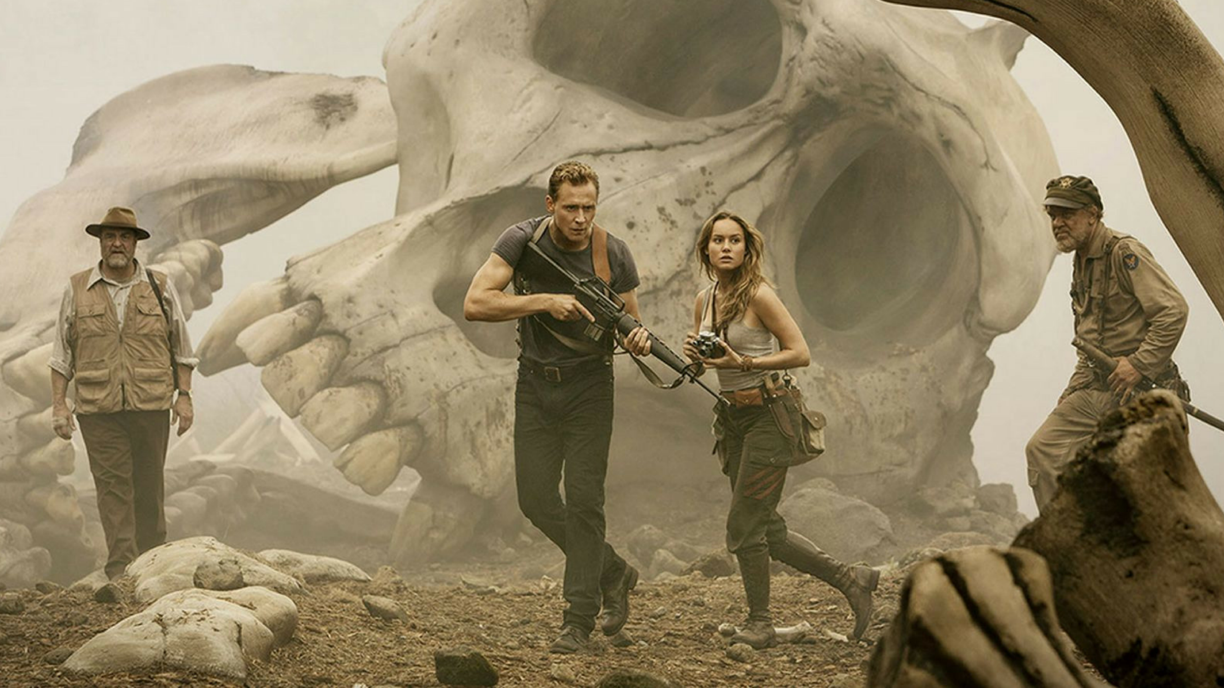 Kong: Skull Island, onore al Re