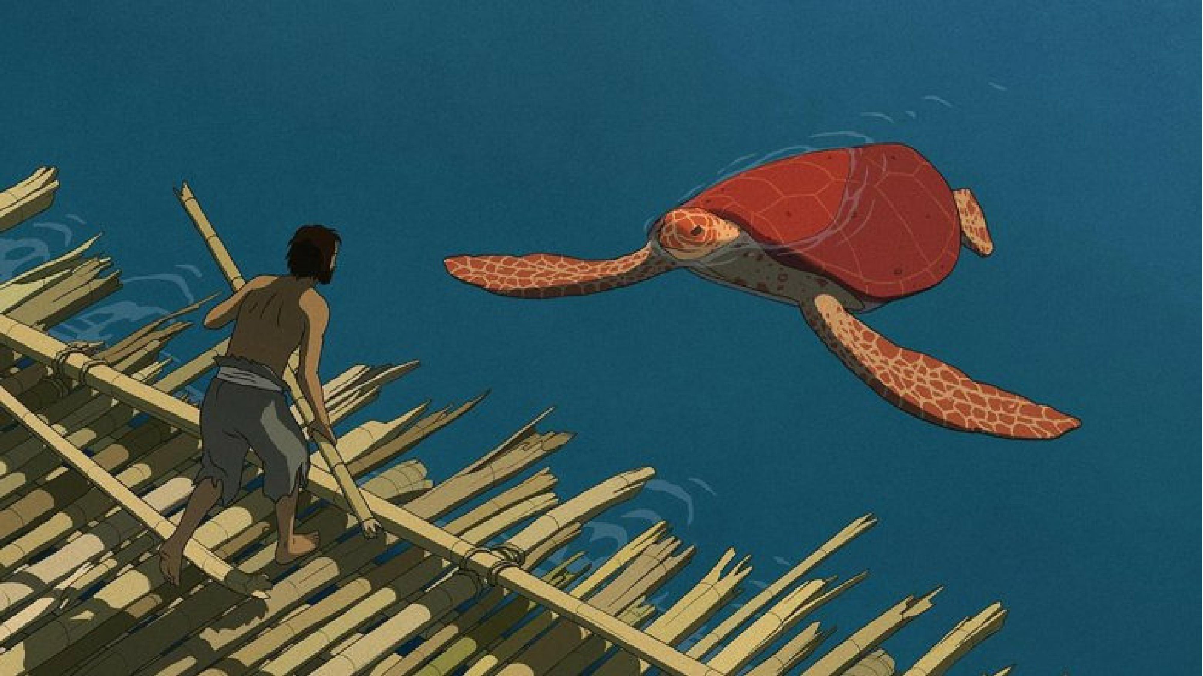 Poesia, spiritualità ed allegoria: La Tartaruga Rossa