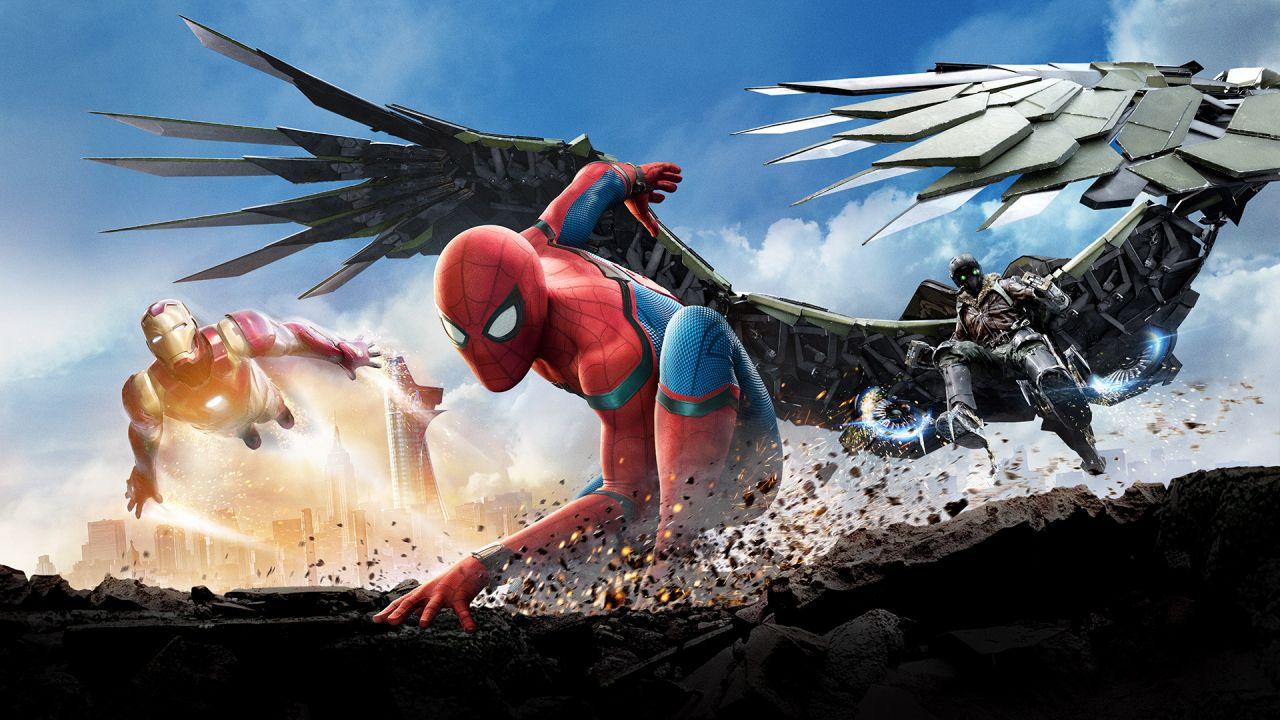 Spider-Man: Homecoming, torna a casa Spidey