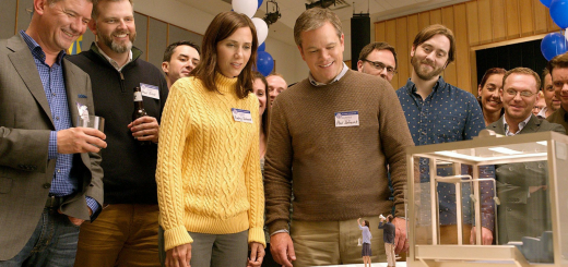 downsizing cinema alexander payne