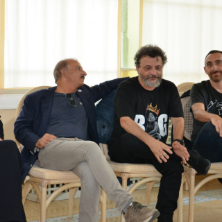 Venezia74: Ammore e Malavita, intervista ai Manetti Bros.