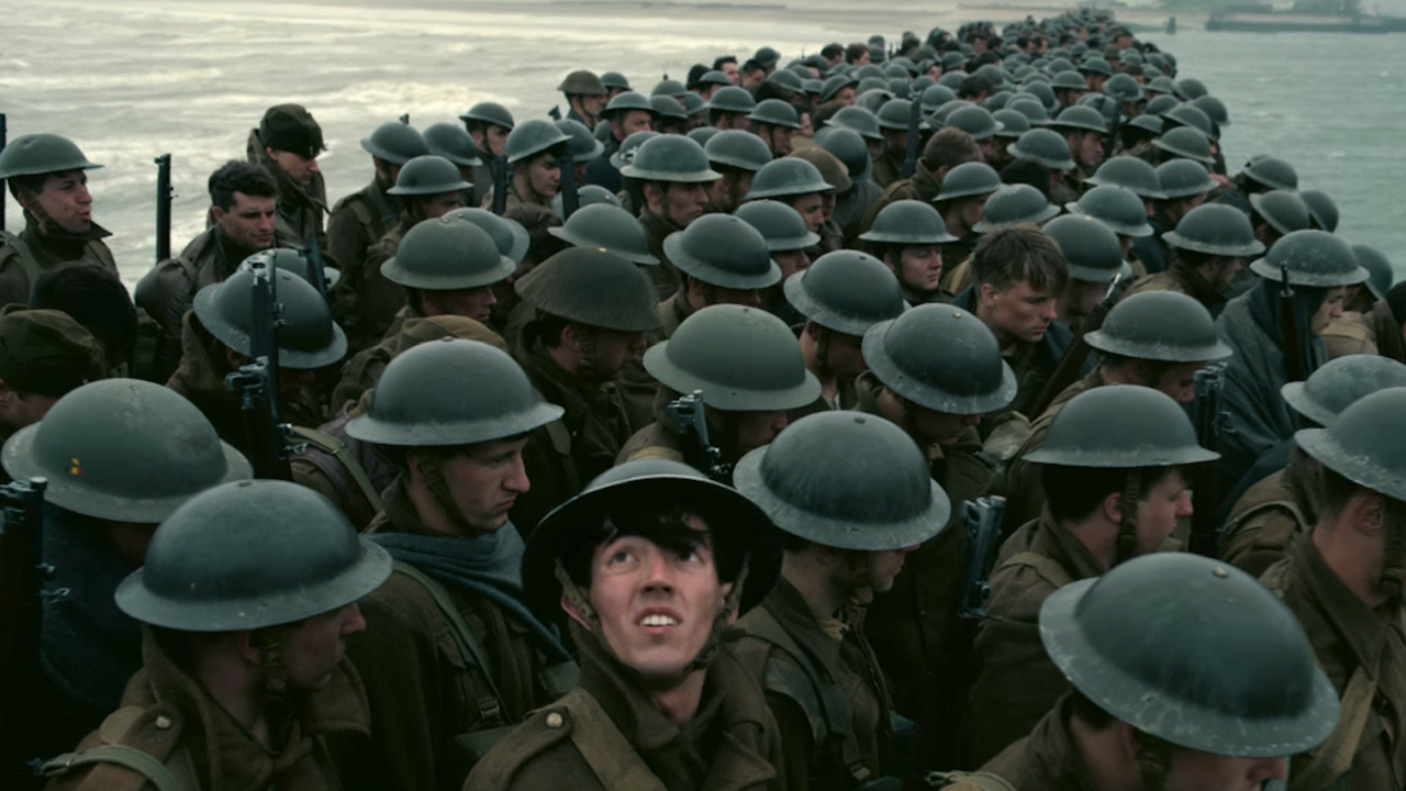 Dunkirk, capolavoro di guerra