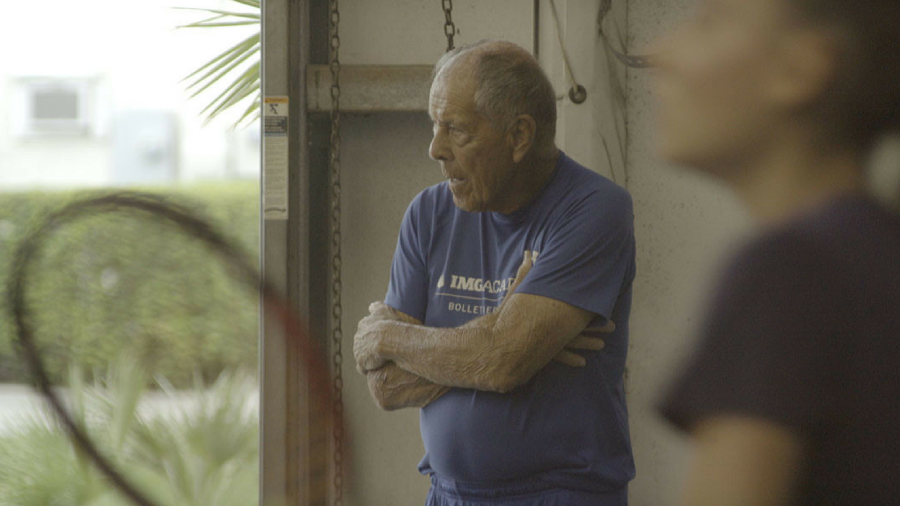 RomaFF12: Love Means Zero, il tennis di Nick Bollettieri