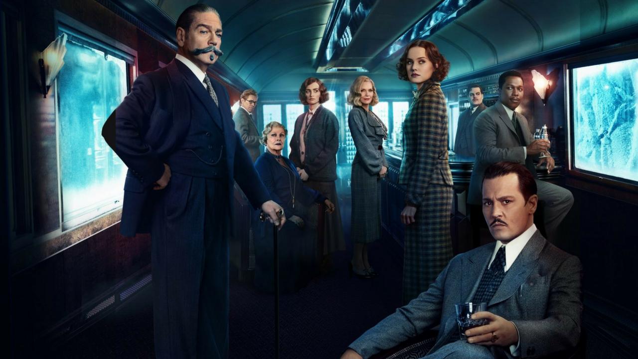 I baffoni del Poirot di Kenneth Branagh in Assassinio sull'Orient Express