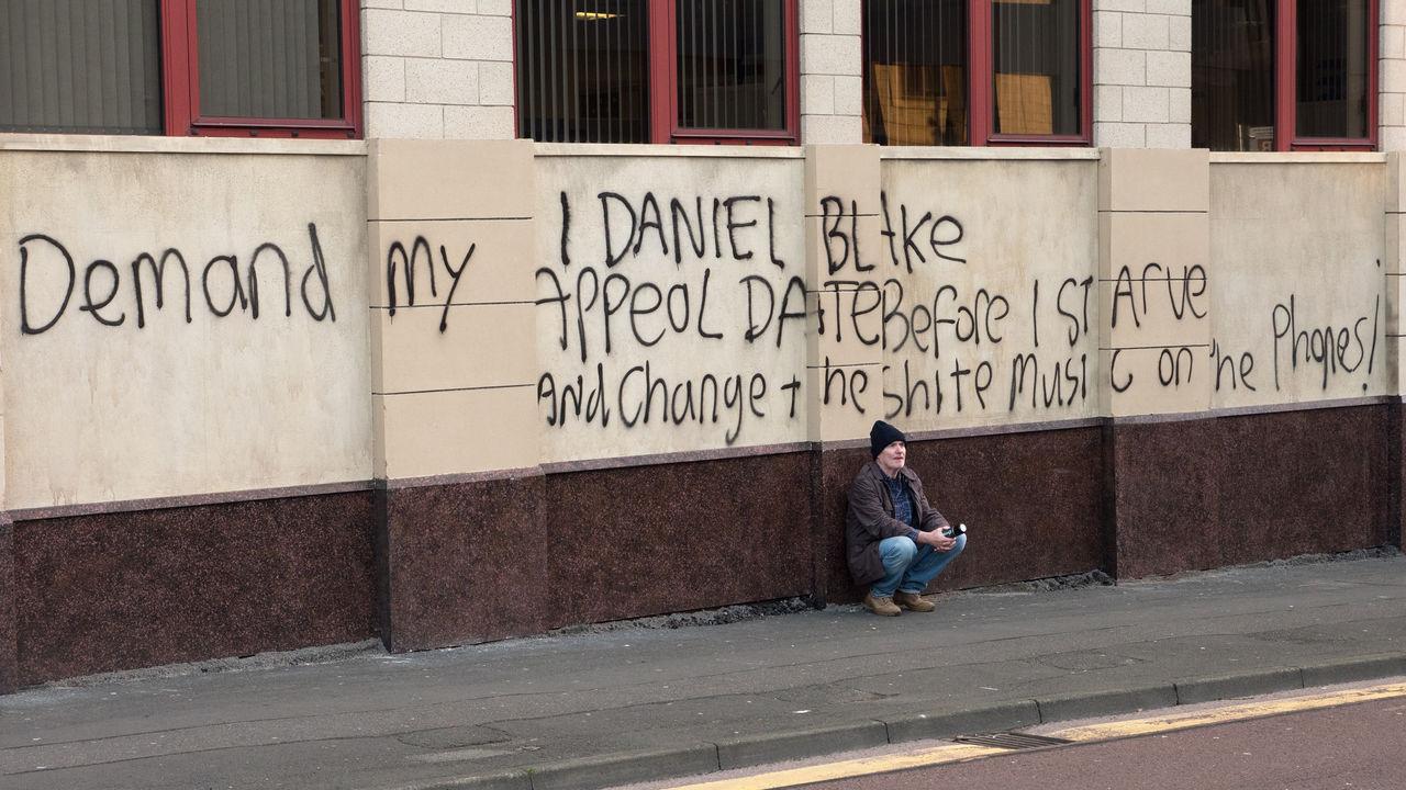 I, Daniel Blake di Ken Loach: una Palma d'Oro proletaria
