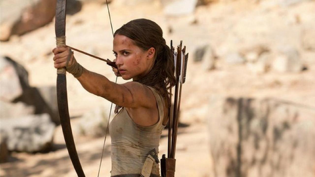 Tomb Raider, la nuova Lara Croft ci piace