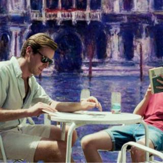 Call me by Monet, Chiamami col tuo nome rivisto con lo sguardo dei quadri di Monet