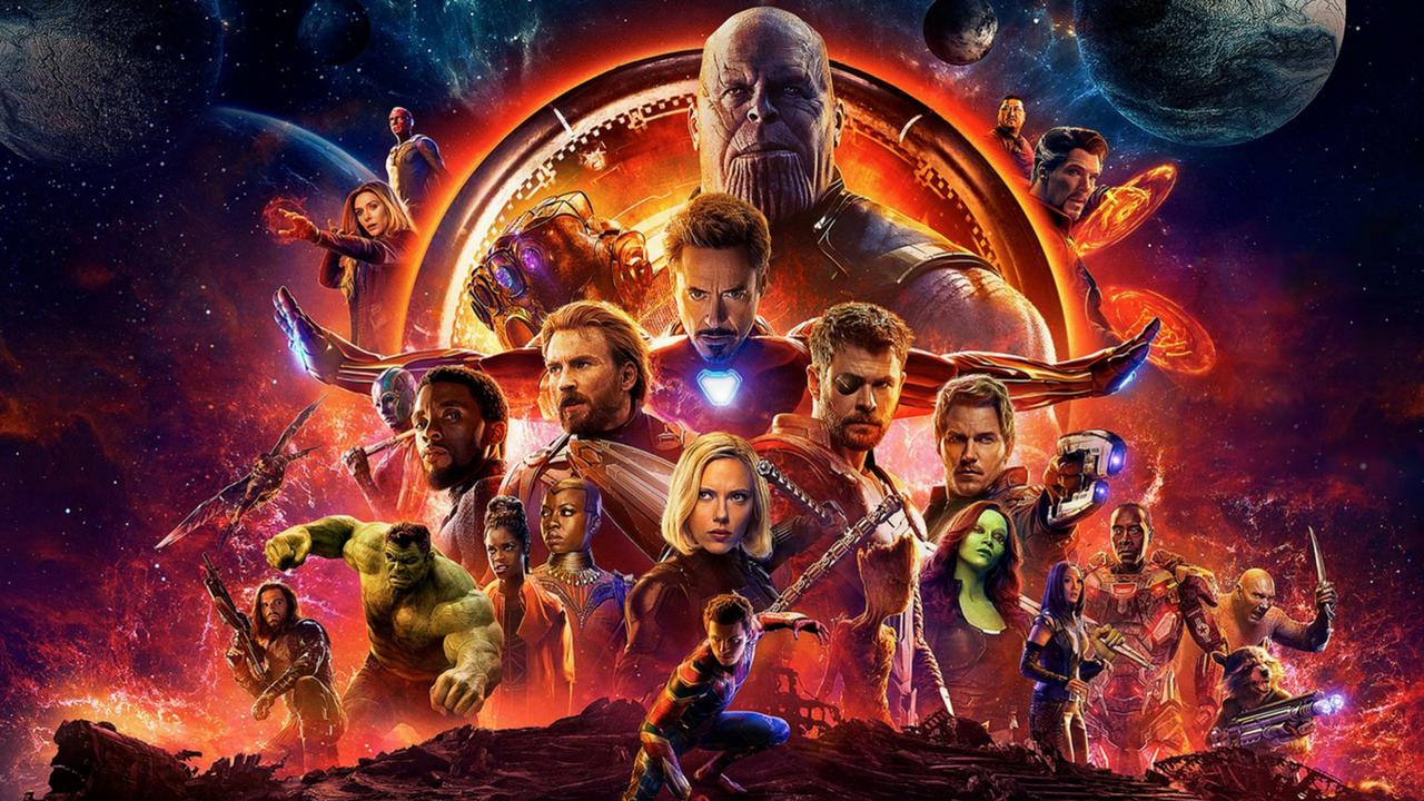 Avengers – Infinity War, fine primo tempo
