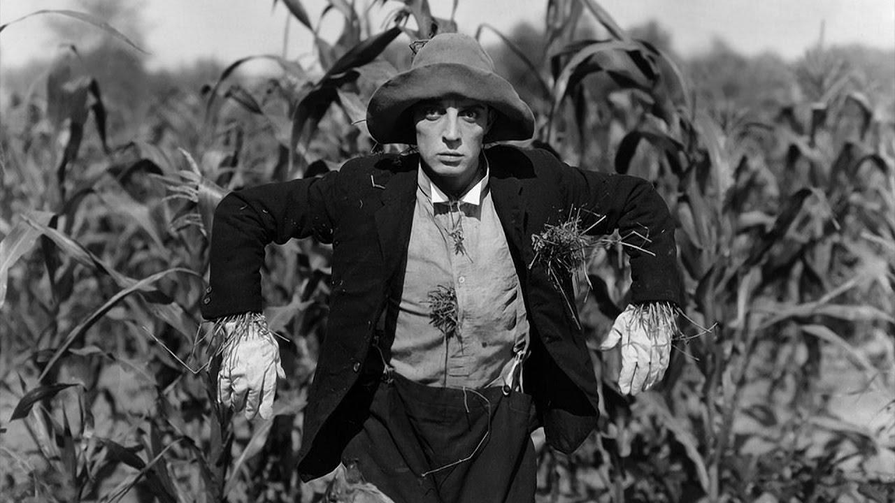 Il Cinema Ritrovato 2018: Buster Keaton e Lo Spaventapasseri, l'arte di cadere sempre in piedi