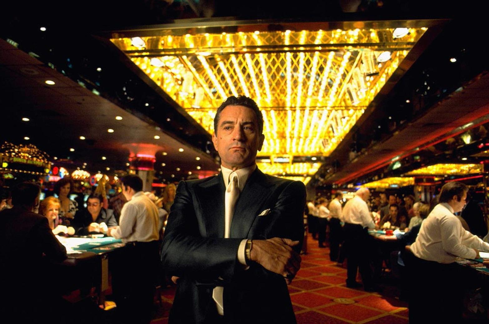 Il drogante e circolare Casinò di Scorsese