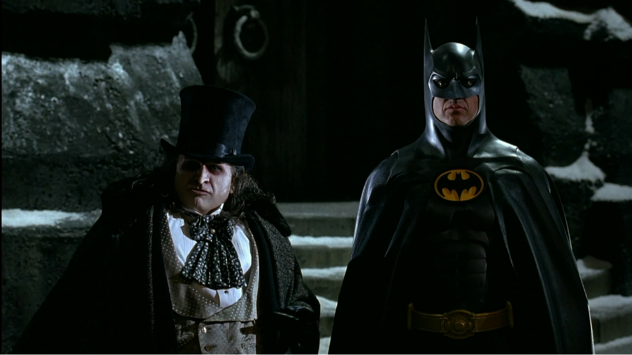 Il marchio del mostro: Batman Returns di Tim Burton