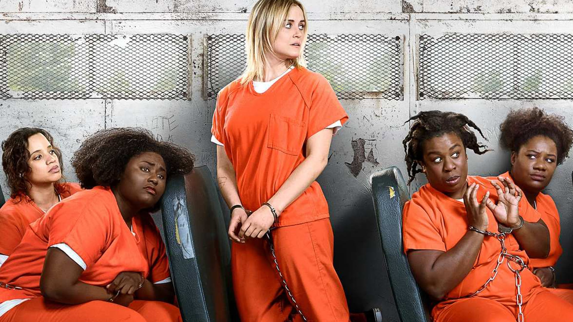Radicale cambio di pagina per Orange Is The New Black 6