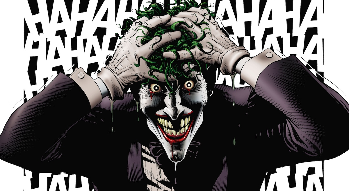 La simbiosi dei folli: The Killing Joke di Alan Moore