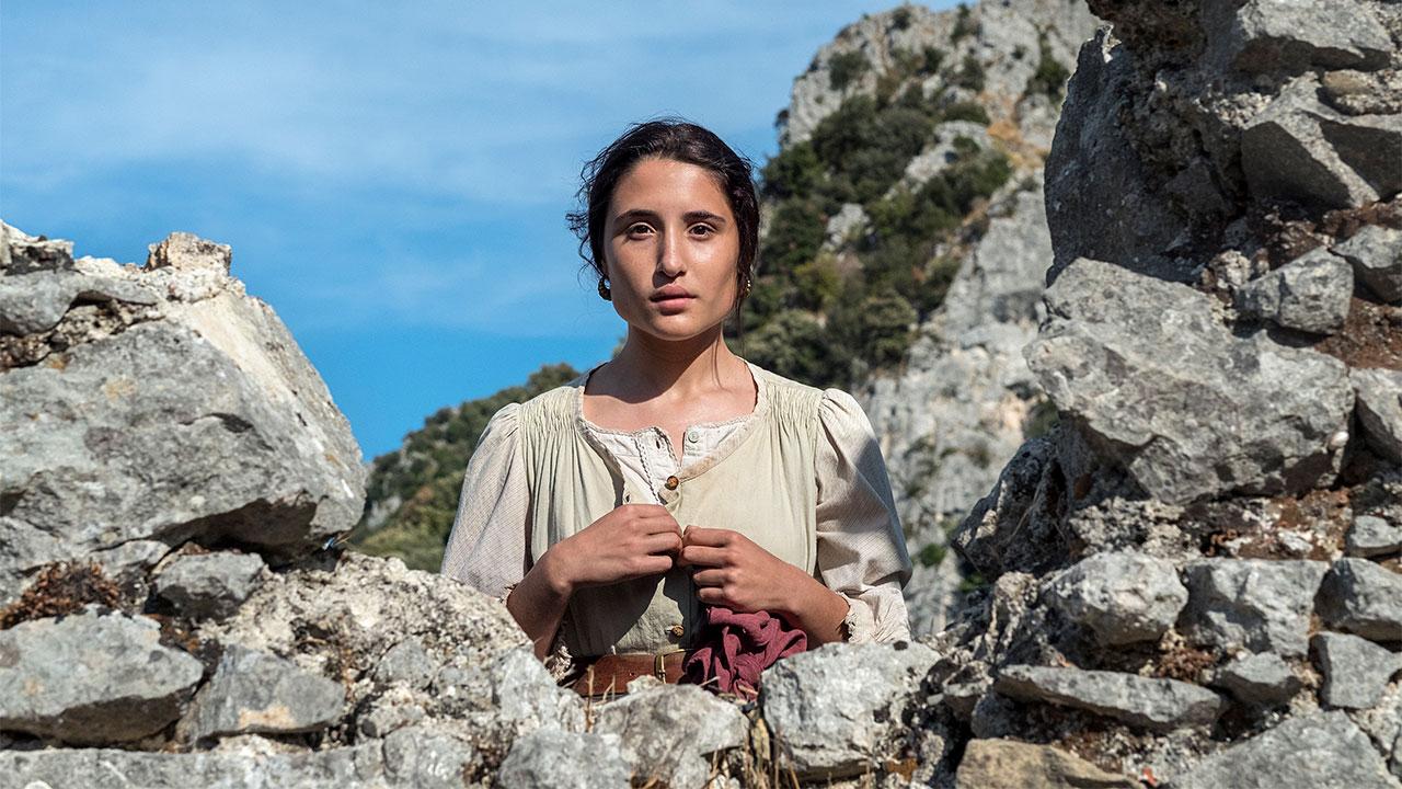 Capri Revolution attrice